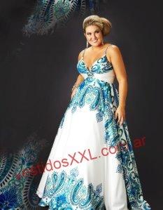 Venta online de vestidos de fiesta para gorditas