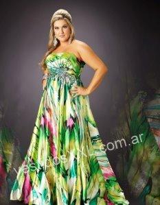 Donde puedo comprar vestidos de fiesta para gorditas