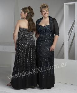 Fiesta XXL, Vestidos de Fiesta para gordas