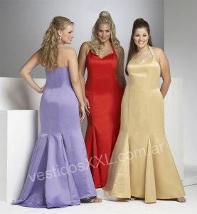 Vestidos de fiesta tallas grandes buenos aires