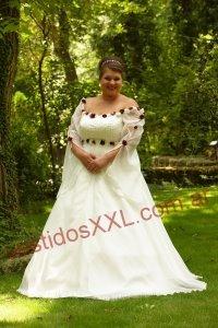 Vestidos de novia para fiesta campestre