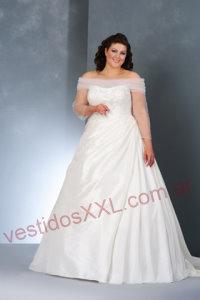 vestidos de novia xxl